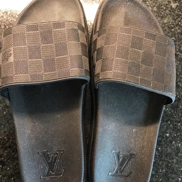 f5fef817e Louis Vuitton Other - Used Louis Vuitton Waterfront Mule Slides